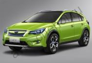Кузов - Коврики Subaru XV 2011+