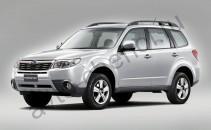 Кузов - Коврики Subaru Forester III 2008-2013