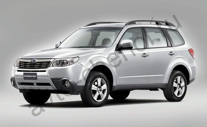 Коврики Subaru Forester III 2008-2013