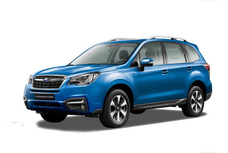 Авточехлы Subaru Forester IV (2012-2018)