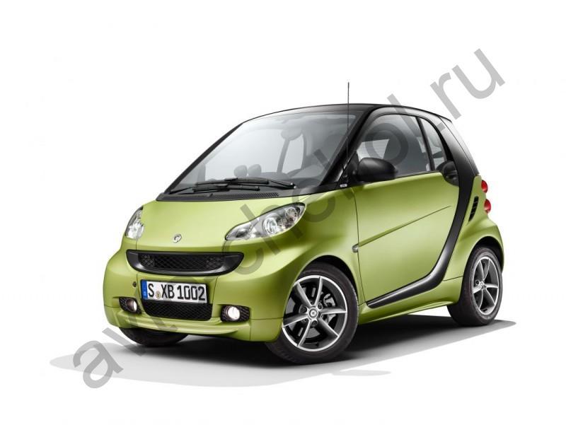 Авточехлы Smart Fortwo II (2007-2015)