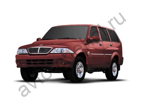Авточехлы Тагаз Road Partner (2008-2011)