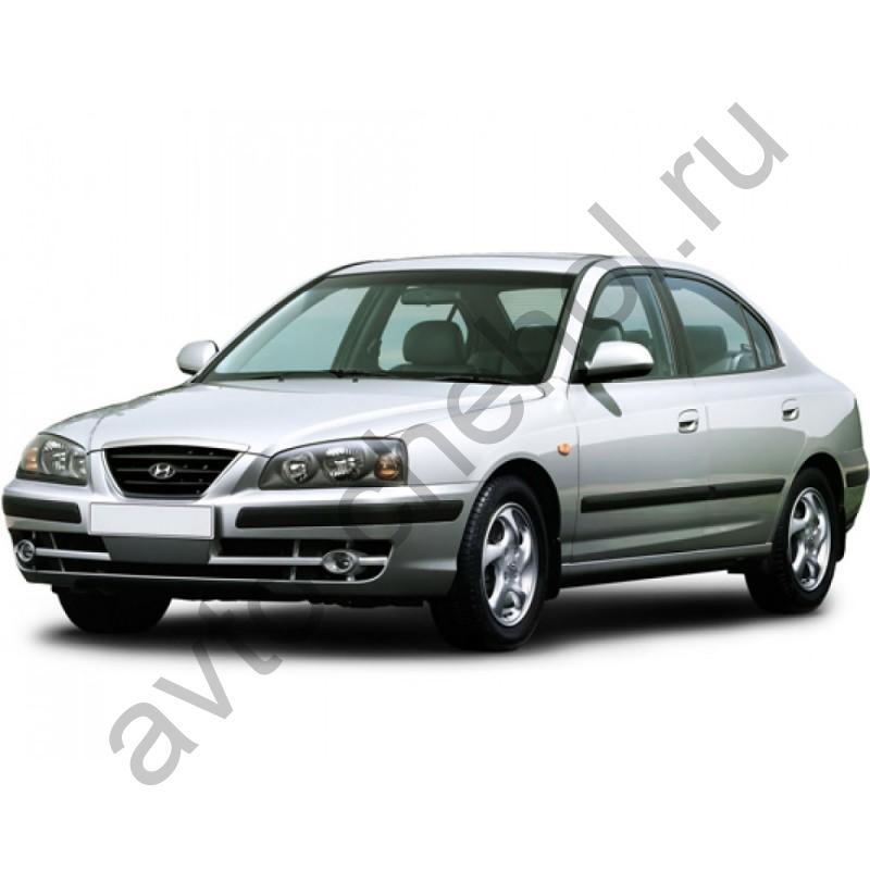 Авточехлы ТАГАЗ Elantra XD sedan (2000-2010)
