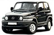 Авточехлы SSANGYONG KORANDO с 1995-2006