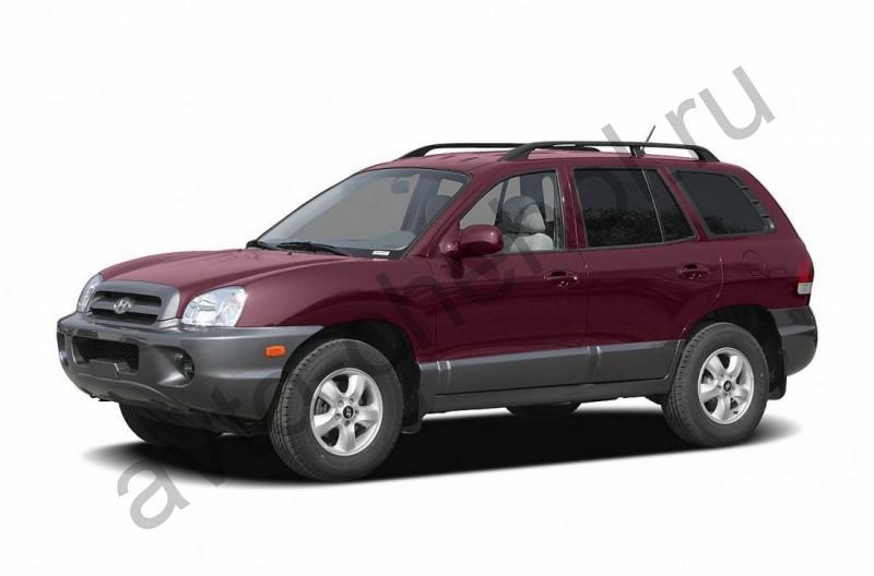 Авточехлы Тагаз Santa Fe Classic (2000-2012)
