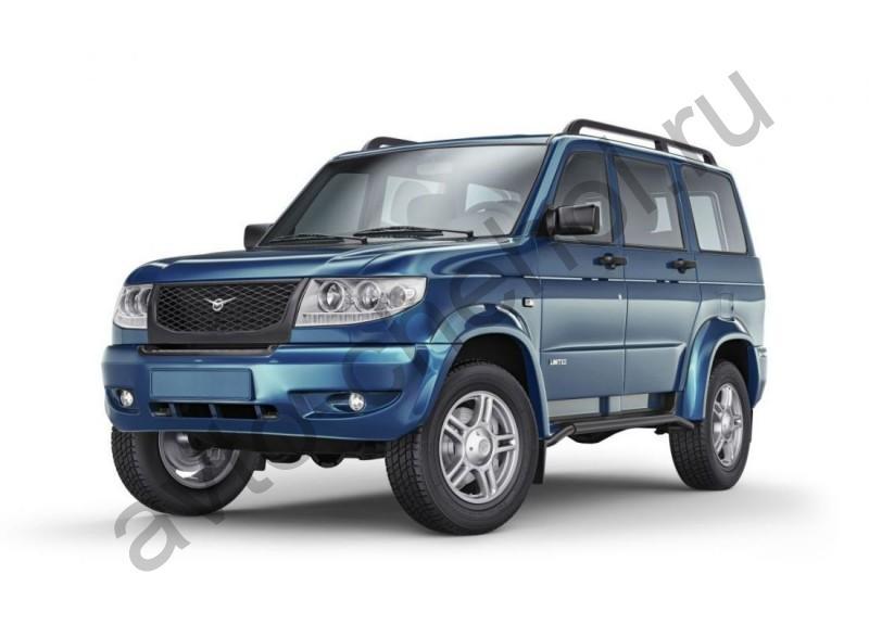 Авточехлы Уаз Патриот-лимитед (2005-2014)