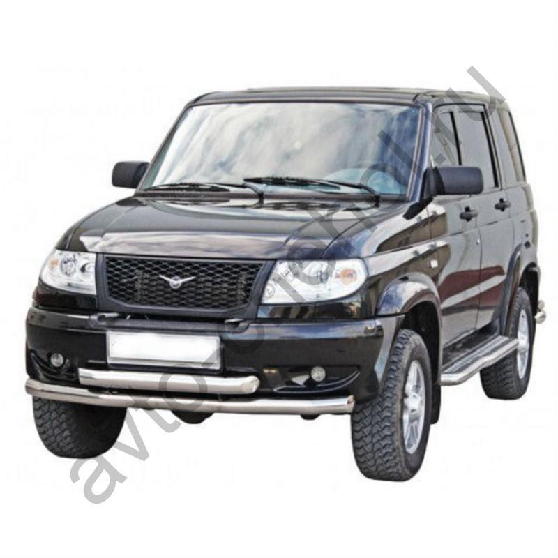 Авточехлы Уаз Патриот (2005-2014)