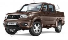 Кузов - Авточехлы Уаз Патриот Пикап рестайлинг I/II (2014-2020)