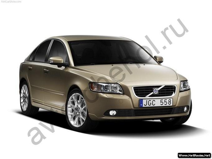 Коврики Volvo S40 2003-2012