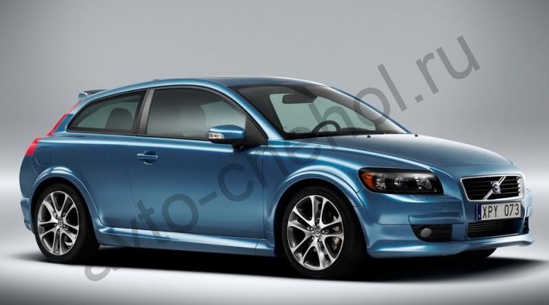 Коврики Volvo C30 2006-2013