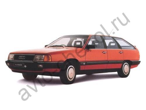 Авточехлы Audi 100 45 УНИВЕРСАЛ 1990-1994
