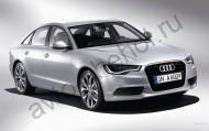 Авточехлы Audi A6 кузов C7 с 2011+