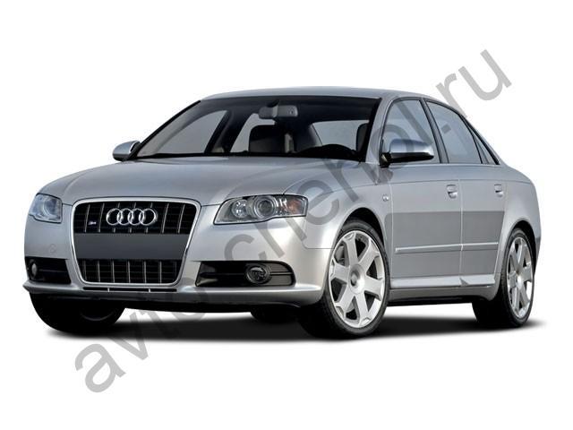 Авточехлы Audi А-4 седан (8Е-В7) 2004-2007