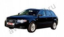 Кузов - Авточехлы Audi A-4 универсал В6-B7 (2000-2009)
