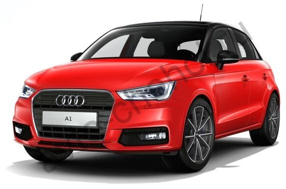 Авточехлы Audi A1 Sportback (2010-2018)
