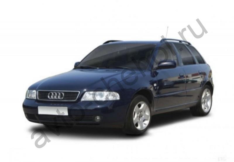 Авточехлы Audi А-6 универсал С5 (1997-2004)