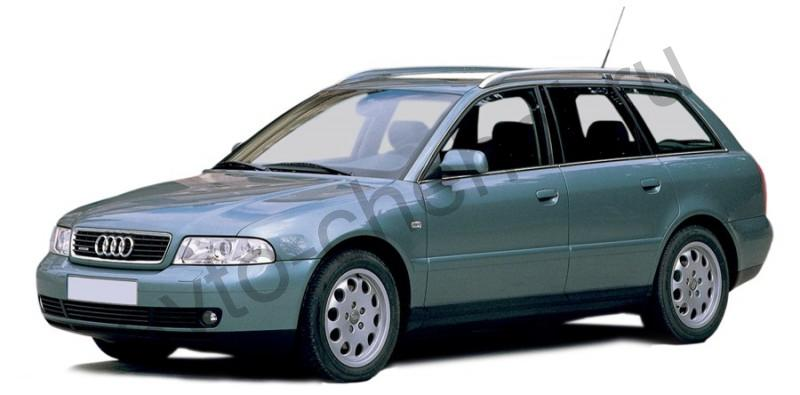 Коврики Audi А-4 универсал (8Е-В5) 1994-2001