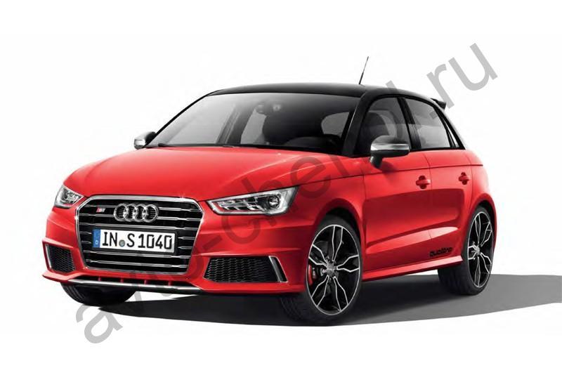 Коврики Audi A1 Sportback 2010+