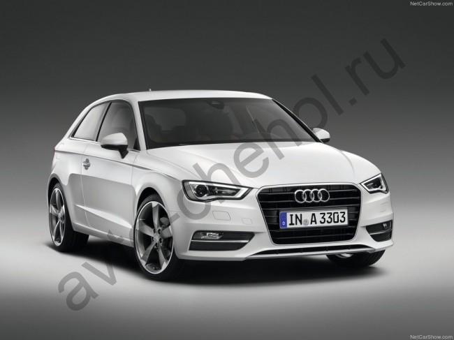 Коврики Audi A3 III (8V) Хэтчбек-Седан 2012+