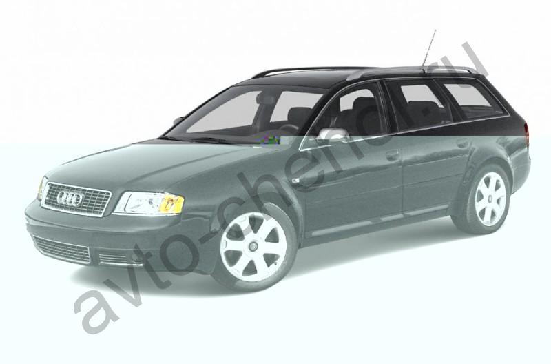 Авточехлы Audi А-6 универсал С5 380 1997-2004