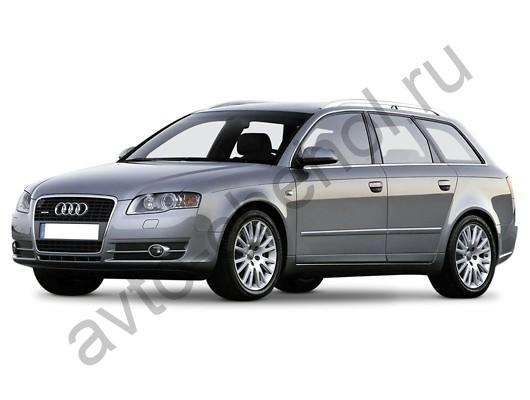 Коврики Audi A-4 универсал (B7-8E) 2004-2007