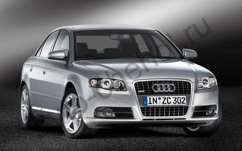 Коврики Audi А-4 седан (8Е-В7) 2004-2007