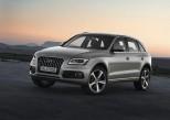 Авточехлы Audi Q5 2011+