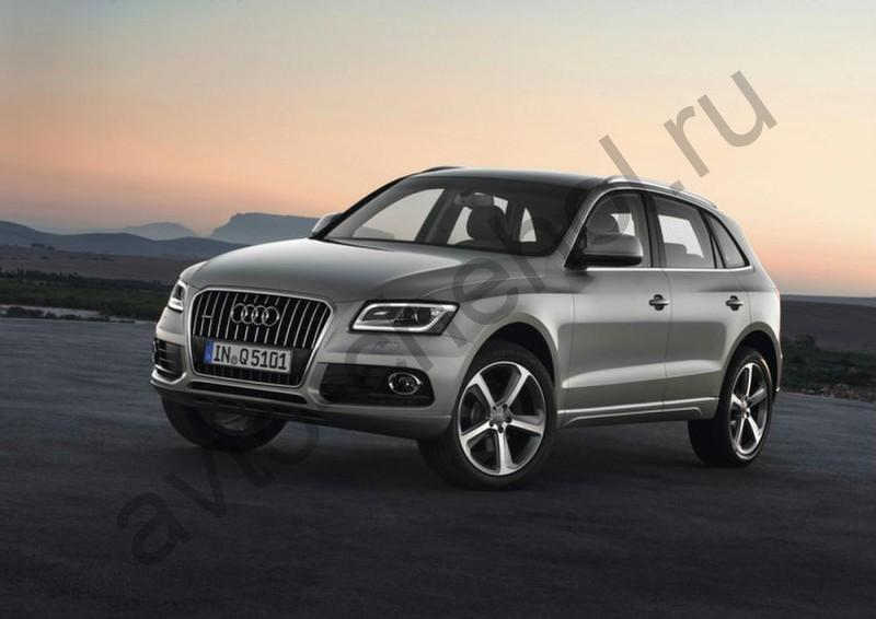 Коврики Audi Q5 2011+