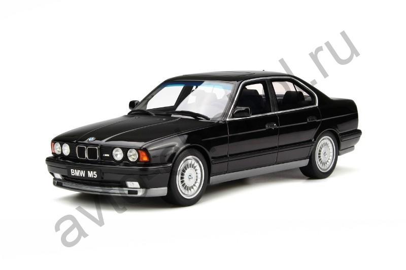 Авточехлы BMW 5 кузов Е-34 седан (1987-1996)