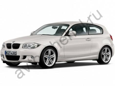 Коврики BMW 1 серия Е-87 купе 3х. дверный с 2004-2011