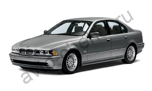 Авточехлы BMW 5 кузов Е-39 седан (1995-2004)