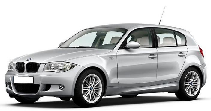 Коврики BMW 1 серия Е-87 с 2004-2011