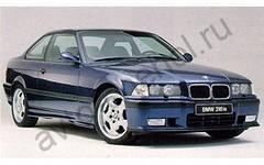 Авточехлы BMW 3 кузов Е-36 седан с 1990-2000