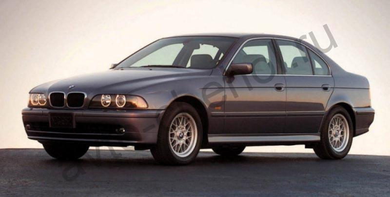 Коврики BMW 5 кузов Е-39 седан с 1995-2003