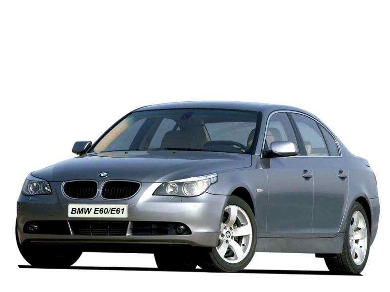 Авточехлы BMW 5 кузов E-60 (2002–2010)