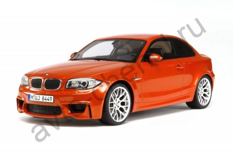 Авточехлы BMW 1 серия Е81/Е82 купе (2004-2014)