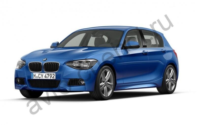 Авточехлы BMW 1 серия F-20 (2011-2021)