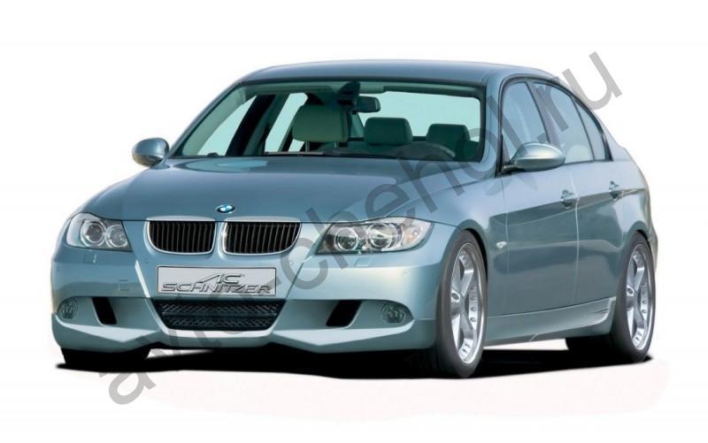 Авточехлы BMW 3 кузов E90 (2005-2013)