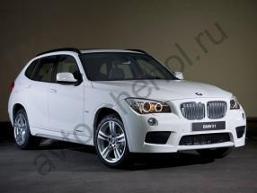 Авточехлы BMW X1 Е-84 c 2009+