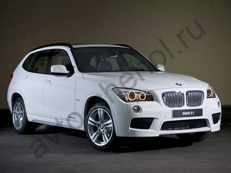 Коврики BMW X1 Е-84 c 2009+