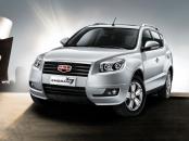 Кузов - Авточехлы Geely Emgrand X7 с 2014+