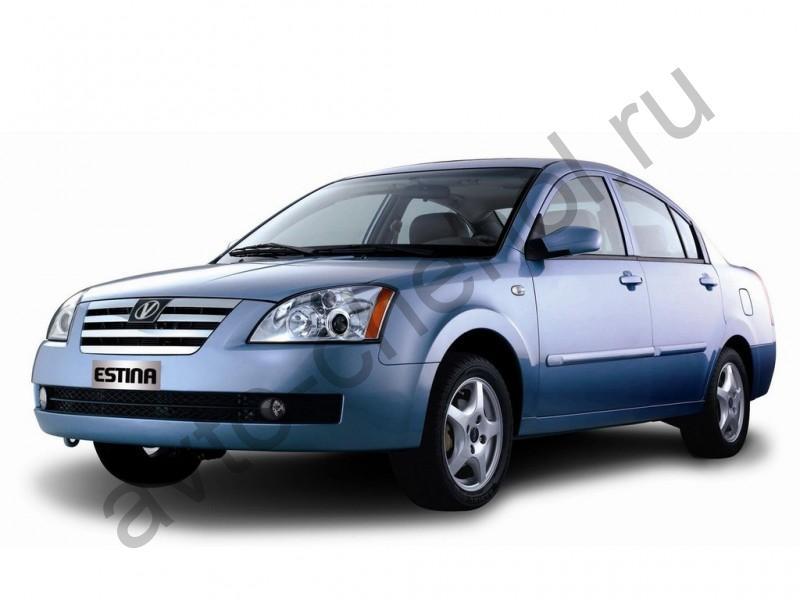 Авточехлы CHERY FORA седан (2006-2011)