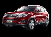 Кузов - Авточехлы Chery Tiggo 5 (2014-2021)
