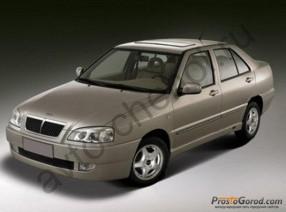 Авточехлы CHERY АМУЛЕТ седан с 2006