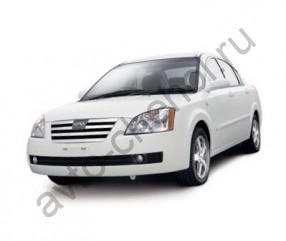 Авточехлы CHERY ФОРА седан с 2006