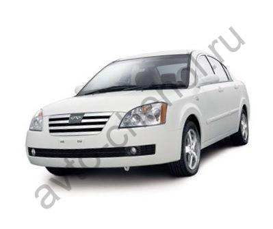 Авточехлы CHERY FORA седан с 2006