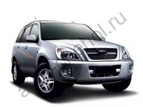 Авточехлы CHERY ТИГГО (T11) джип с 2006-2012