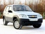 Коврики Chevrolet Niva I Рестайлинг 2014+