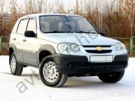Авточехлы Chevrolet Niva I Рестайлинг 2014+