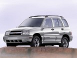 Авточехлы Chevrolet TRACKER с 1998-2004